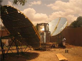cuiseur solaire parabolique