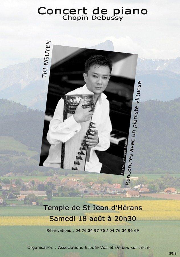 Concert et rencontres à Saint Jean d'Hérans dans Trièves culture & cinéma affiche-un-village-pour-des-artistes-Copier
