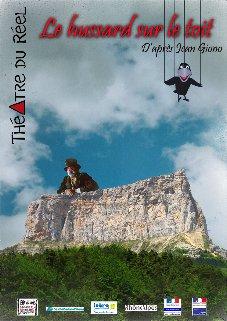 Le hussard sur le toit dans Trièves culture & cinéma pot1