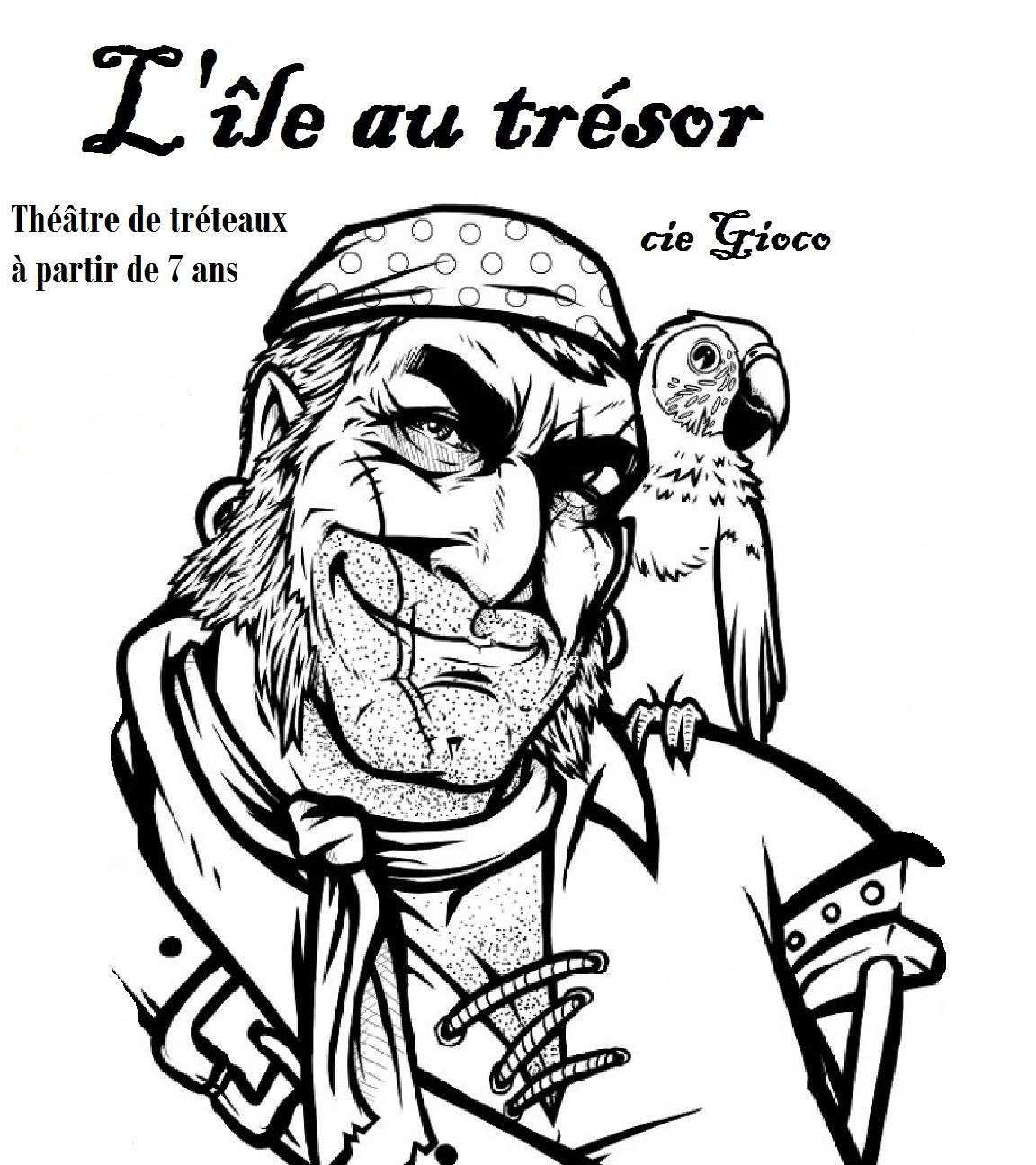 L'île au trésor dans Trièves culture & cinéma pirate