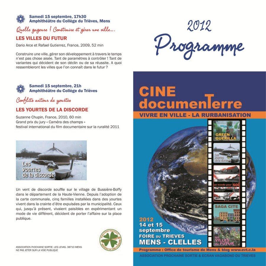 Ciné documenTerre : 4ème édition dans Ecologie docTer.R-Copier