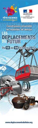 Les déplacements du futur : colloque à Grenoble dans Ecologie futur