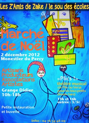 Marché de Noel dans Trieves evenements march+noelcompress+
