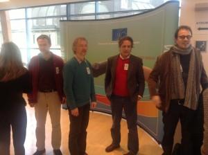 Un Trièvois à Bruxelles dans Ecologie pierre