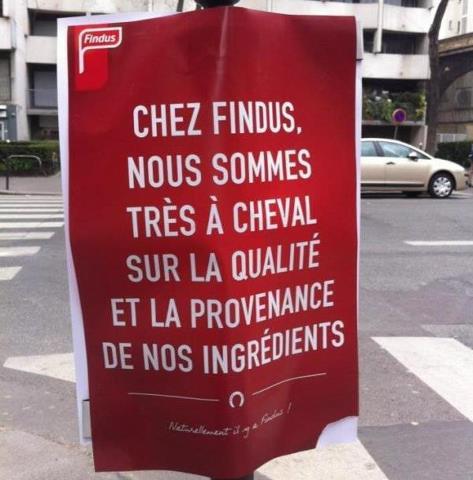 Findus dans Crazy findus
