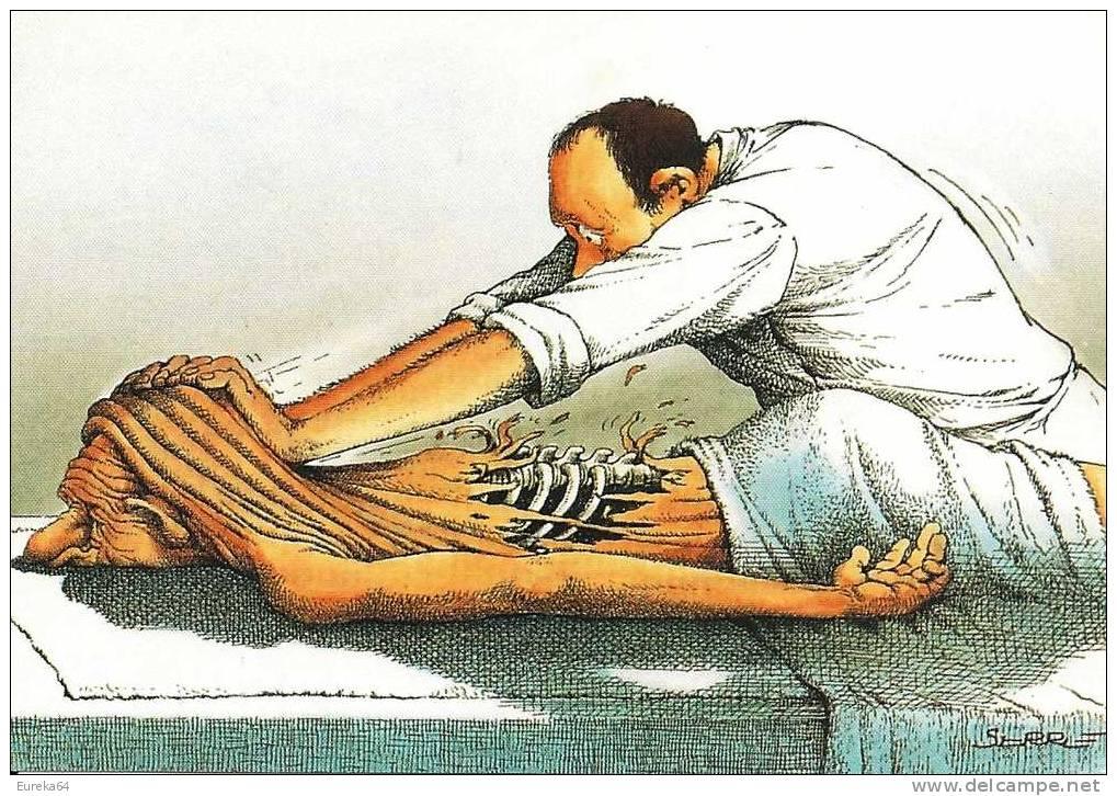 Notre kiné qui êtes osseux, dans PERSO kine