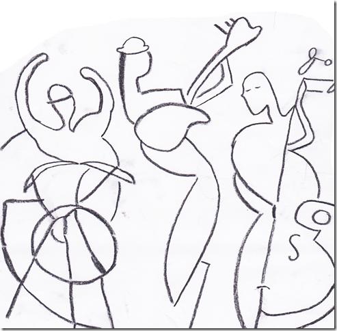 Concert / Bal Folk dans Trièves culture & cinéma bal