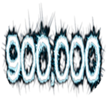 900 000 ! dans PERSO 900000
