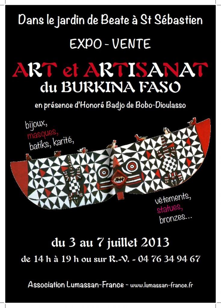 Expo-vente dans Trièves culture & cinéma saitseb