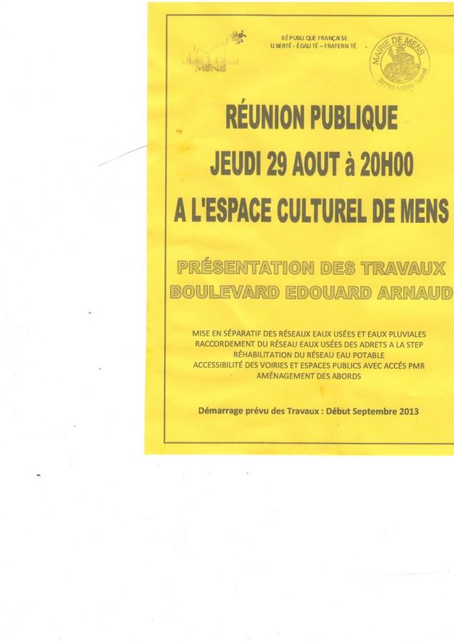 Boulevard Edouard Arnaud dans 2014 Municipales edouardarnaud-copier