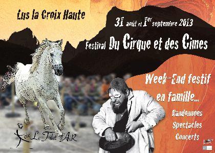 Cirque et cimes dans Buech, Diois flyer1