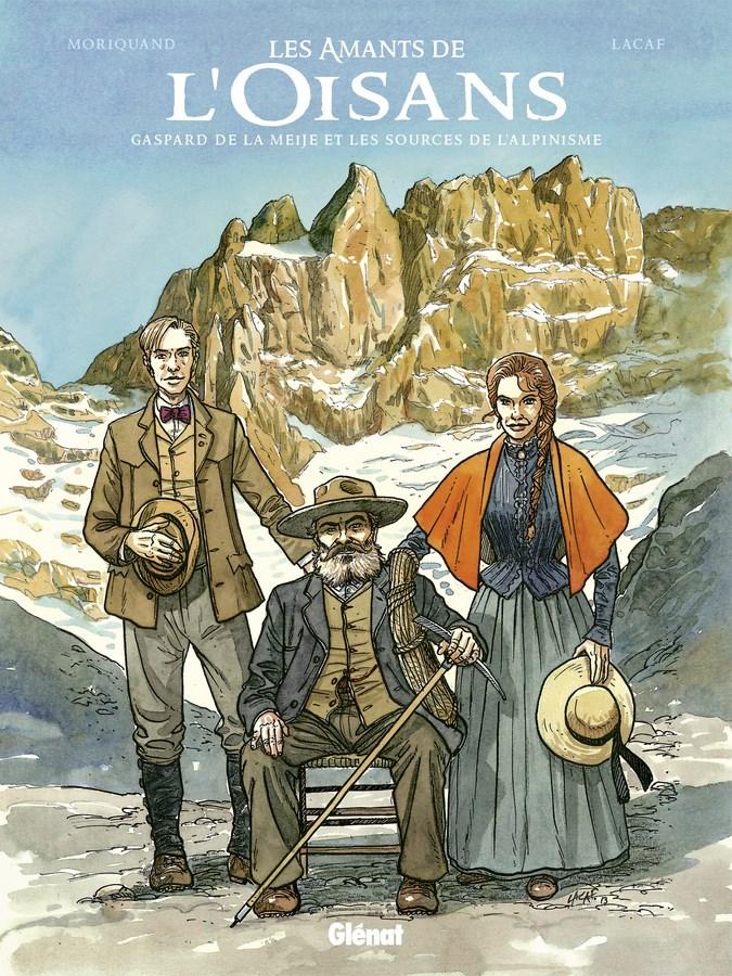 Les amants de l'Oisans dans Matheysine les-amants-de-l-oisans-gaspard-de-la-meije-et-les-sources-de-l-alpinisme-bd-volume-1-simple-48789-copier