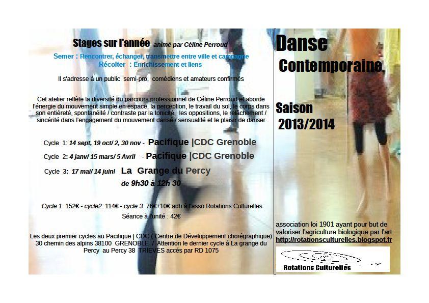 Danse contemporaine dans Trièves culture & cinéma mej2
